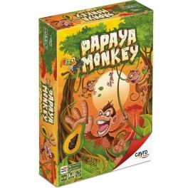 Papaya Monkey - juego de cartas para niños