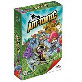 Ant Tomic - juego de cartas para niños