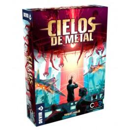 Cielos de Metal juego de mesa