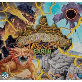 Spirit Island: Jagged Earth expansion - expansión juego de mesa