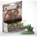 Black Rose Wars: Cerberus Pet (castellano) - expansión juego de mesa