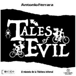 Tales of Evil - juego de mesa