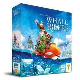 Whale Riders - juego de mesa