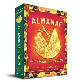 Almanac: El Camino del Dragon - juego de mesa