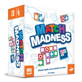 Match Madness (castellano) juego de mesa
