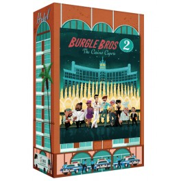 Burgle bros 2 (castellano) - juego de mesa