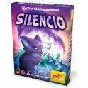 Silencio - juego de cartas