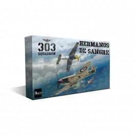 303 Squadron: Expansion Hermanos de Sangre - expansión juego de mesa