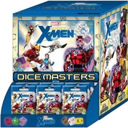 Marvel Dice Masters: Pack de Sobres Uncanny X-Men Gravity Feed (castellano)