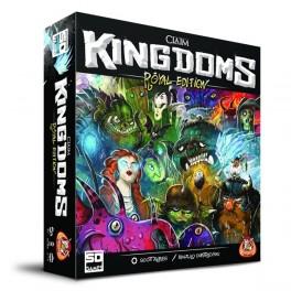 Claim Kingdoms: Royal Edition - juego de mesa