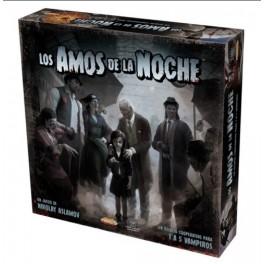 Amos de la noche - juego de mesa