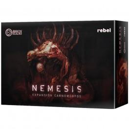 Nemesis: Carnomorphs - expansión juego de mesa
