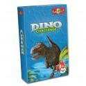 Dino Challenge: Edicion Azul juego educativo de cartas