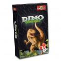 Dino Challenge: Edicion negra juego de cartas educativo