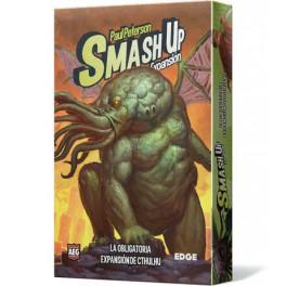 Smash Up: La obligatoria expansion de Cthulhu