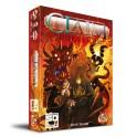 Claim Refuerzos: Fuego - expansión juego de cartas