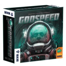 Godspeed (castellano) juego de mesa