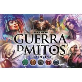 Guerra de mitos 9:  Era divina  juego de mesa
