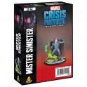 Marvel Crisis Protocol Mr Sinister - expansión juego de mesa