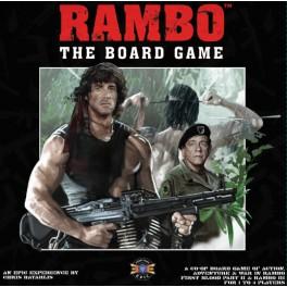 Rambo: The Board Game - juego de mesa
