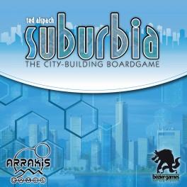Suburbia (castellano) juego de mesa