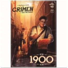 Cronicas del Crimen 1900 - juego de mesa