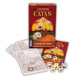 Los Colonos de Catan: El juego de Dados
