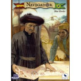 Navegador (castellano) juego de mesa