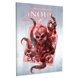 Cultos Innombrables: iNous - suplemento de rol