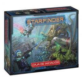 Starfinder: Caja de iniciacion - juego de rol