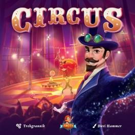 Circus - juego de mesa