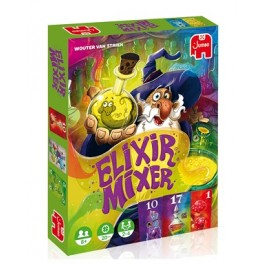 Elixir Mixer - juego de cartas