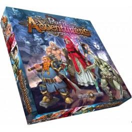 The Path of Adventurers (castellano) - juego de mesa
