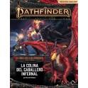 Pathfinder 2 ED. La Era de las Cenizas 1: la Colina del Caballero Infernal - suplemento de rol