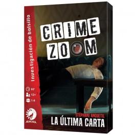 Crime Zoom 1 - juego de cartas