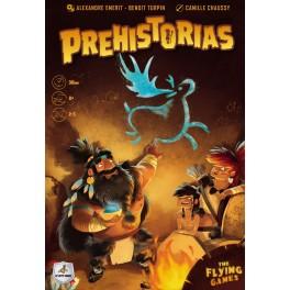 Prehistorias - juego de mesa
