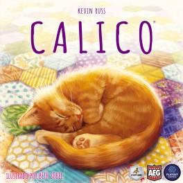 Calico (edicion en castellano) juego de mesa