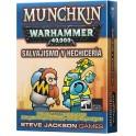 Munchkin Warhammer 40.000: Salvajismo y Hechiceria - expansión juego de cartas