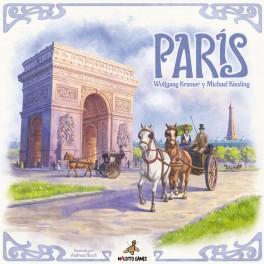Paris - juego de mesa