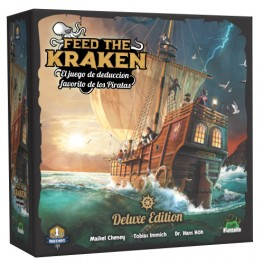 Feed the Kraken: Edicion Deluxe - juego de mesa