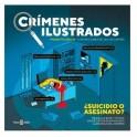 Crimenes Ilustrados - libro juego
