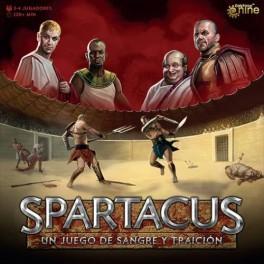 Spartacus: Un Juego de Sangre y Traición (Segunda edición) (Castellano)