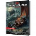 Dungeons and Dragons: Fantasmas de Saltmarsh - suplemento de rol