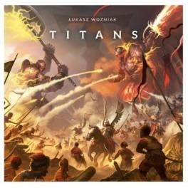 Titans (castellano) - juego de mesa