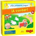 Mis Primeros Juegos: A Contar - juego de mesa para niños de Haba