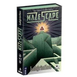 Mazescape: Labyrinthos - juego de mesa