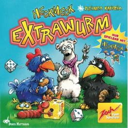 Heckmeck Extrawurm - expansion Piko Piko