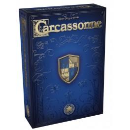 Carcassonne: 20 Aniversario - juego de mesa