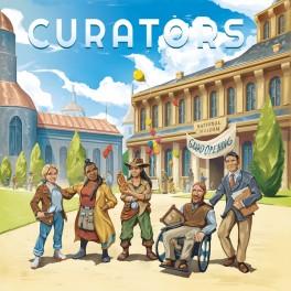 Curators - juego  de mesa