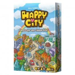 Happy City - juego de cartas